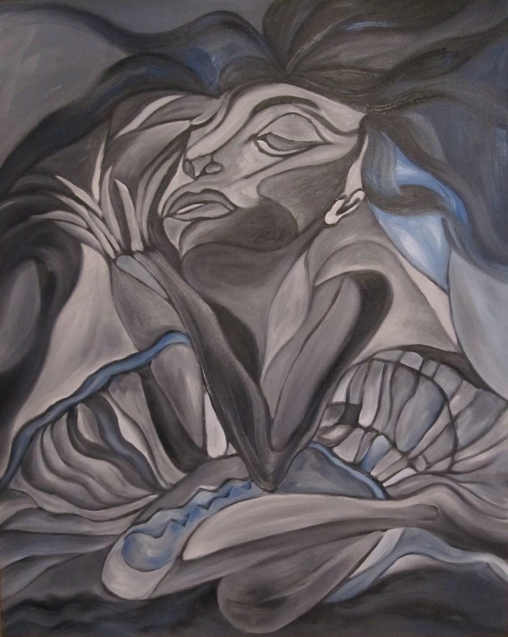 9. Venus antes de nacer